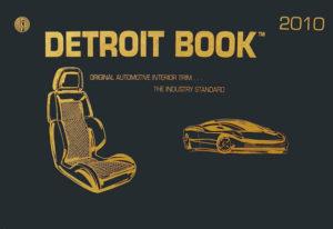 Detroit OEM Upholstery Book
